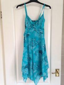 Jane Norman dress (flower) size 12