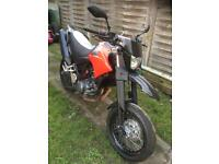 SPARES OR REPAIRS 2013 YAMAHA XT660X SUPERMOTO