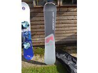 Nidecker 164 snowboard
