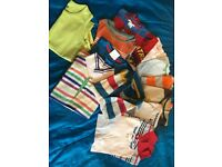 Boys bundle of clothes aged 3-4 years