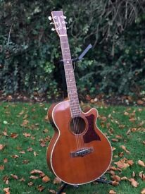 Tanglewood Sundance TW45AN NS Electro Acoustic Cutaway