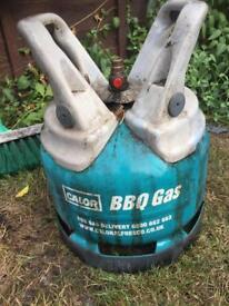 Calor bbq gas bottle
