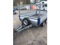 Ifor Williams eurolight trailer
