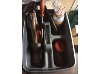 Assorted tools joblot (hammers, screwdrivers etc)