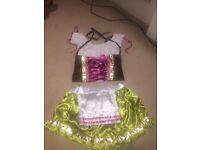 Oktoberfest Costumes fancy dress size 8-10