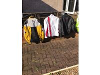 Ladies Motorcycle Jackets and Helmets make reasonable offer on any item all in excellent condition