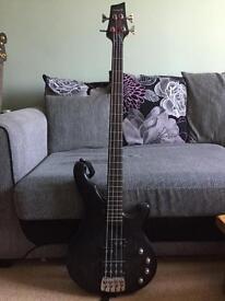 Sandberg bass guitar