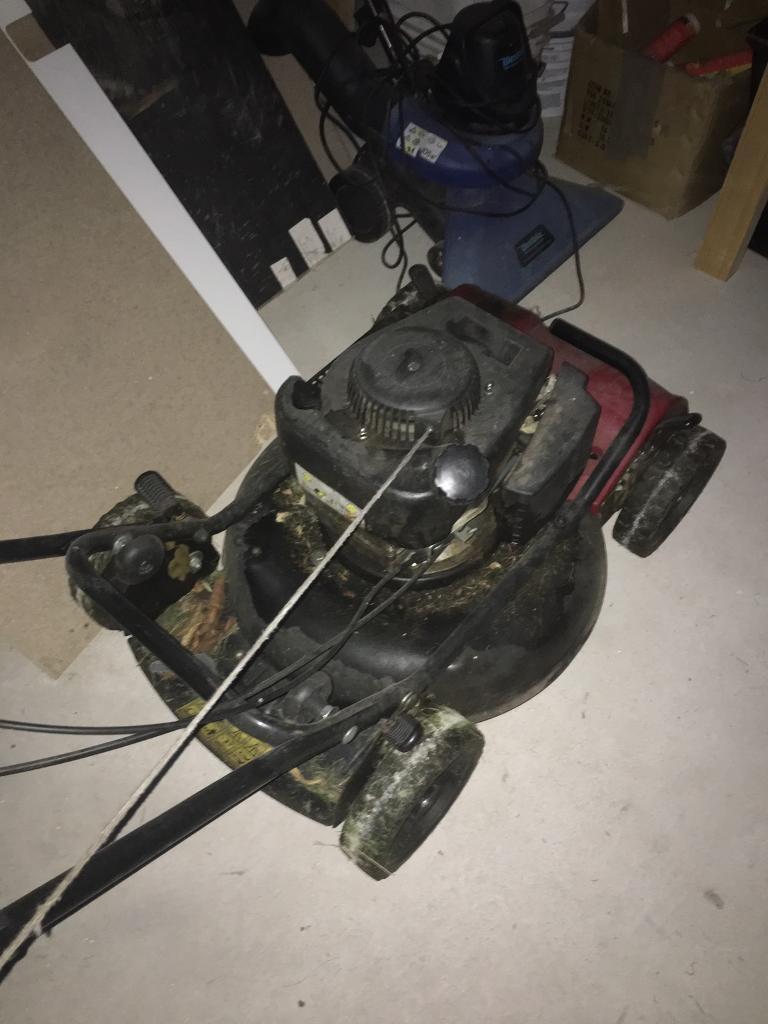 Mountfield 420 lawnmower