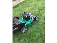 Qualcast 51cm cut petrol Lawnmower