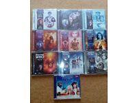 Doctor Who - Big Finish 9 audio CDs plus City Of Death original soundtrack - new & sealed