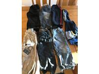 Boys trousers and jumpers bundle 2 year +