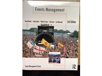 Events management by Glenn Bowdin 3rd Edition