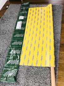 SCION MR FOX PVC TABLECOVER 2 metres