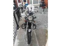 Daelim daystar 250cc