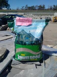 Traditional Lawn Mixture! Grass seed coverage: 5 - 7 lb per 1000 sq. ft. Pure seeds, no additives. Additives are useless
