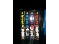 Bloodlad Manga - Volumes 01 - 04