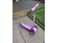 Girls scooters x 2 will sell seperate