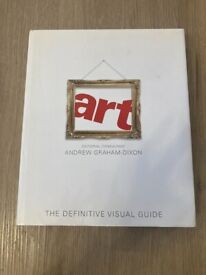 Art: The Definitive Visual Guide By Graham-Dixon, Andrew