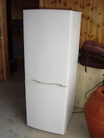 Fridge Freezer 4 1/2 Foot Tall - Can Deliver Locally.