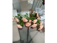 Artificial Roses x 300 flower heads