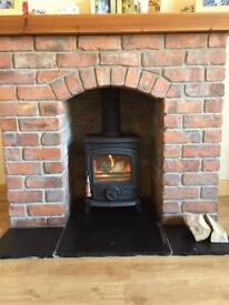 Down Home Services Stove And Flue Installation