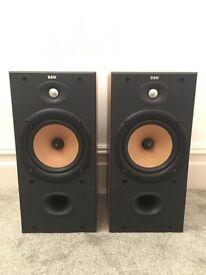 B&W Bowers & Wilkins DM-602 S2 Main Stereo Speakers