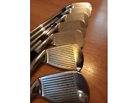 Mizuno MP-57 Irons (3 - PW) good condition. Usual wear and tear (see pictures)