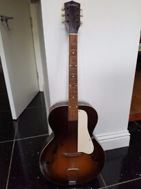 Airline Guitar Arch top from 1959 Brown Burst