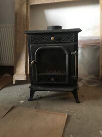 Wood burning stove Pentridge 7-8KW
