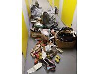 Zara Shoes *Ex display Wholesale / Joblot Bin / Good for Ebay