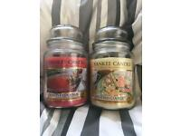 Yankee candle 2 for £15