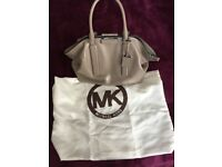 Michael Kors Collection, Large Satchel, Leather