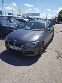 BMW 1 Series 3.0 M135i M Sports Hatch (s/s) 5dr *Gun Metal Grey*