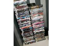 90 DVDs