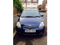 Toyota Yaris 2005 1 littler 3 door / London