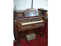 Antique organ, looking for a good home.