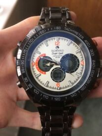 globefeld super sports limited edition watch