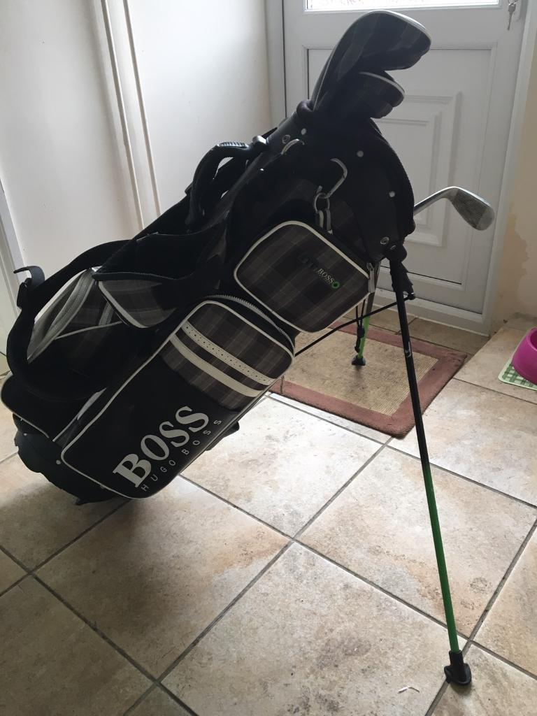 Hugo Boss Golf Bag