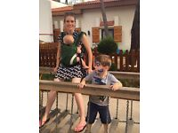 Live-in nanny sought for 2 lovely young boys, Brixton/Streatham