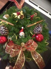 12 inch wreaths
