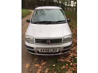 Genuine low mileage Fiat Panda one gentleman owner from new. Full service history