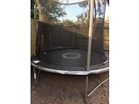 8ft Trampoline excellent condition