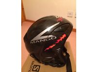 Ski helmet - Giro, size 53-55cm with adjustment wheel: Kids/child's/junior/youth/boy's/girl's