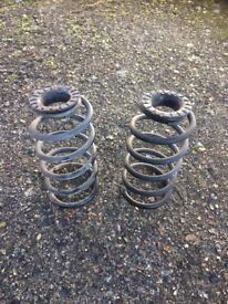Vauxhall Corsa d 2007 1.2 rear the sbrings the pair vgc 07594145438