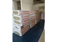 22 packs of rockwool SP60 firestop slabs