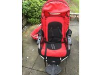 3 wheeler Jane pram pushchair