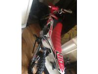 Pit bike m2r 160 big wheel