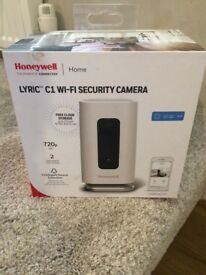 Brand New in original packaging WiFi security camera