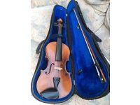 Andreas Zeller -Violin -Senior Muzic Co.Ltd-Romania