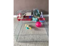 Xl hamster cage/toys/play pen/ food
